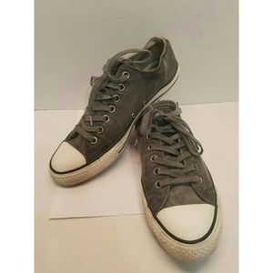 Converse Chuck Taylor All Star Washed Canvas Ox